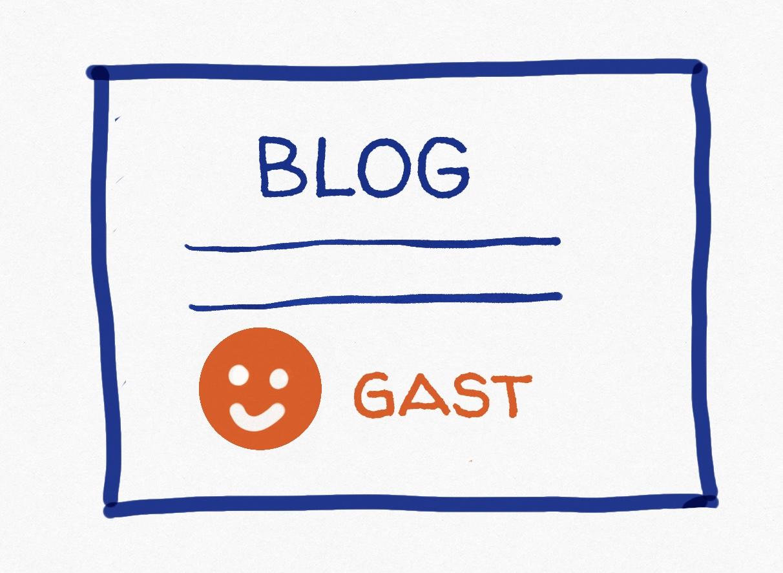 Blog. Gastbeitrag. Blogparade